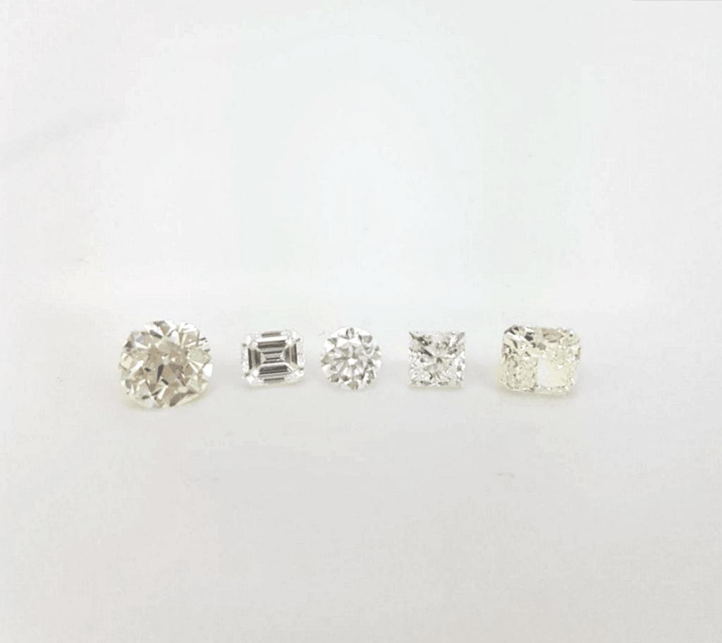 Lab Diamonds vs Earth Mined Diamonds