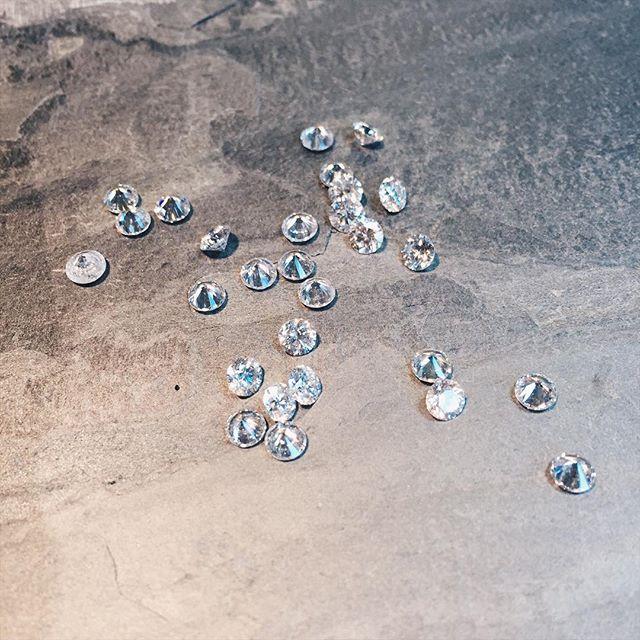 Patrick Wyatt Jewellery Diamonds