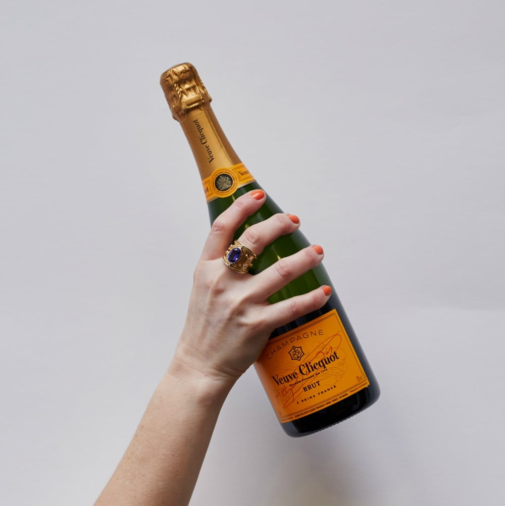 Patrick Wyatt - Photograph Competition Win Champagne