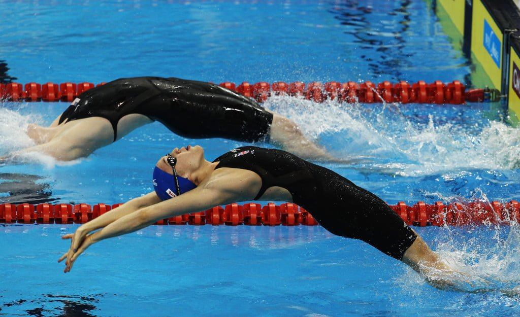 Lizzie Simmonds: Swimming World Championships